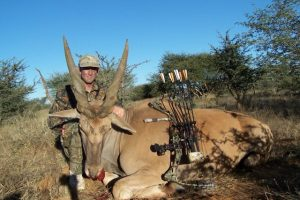 Namibia Hunting Price List eland 1